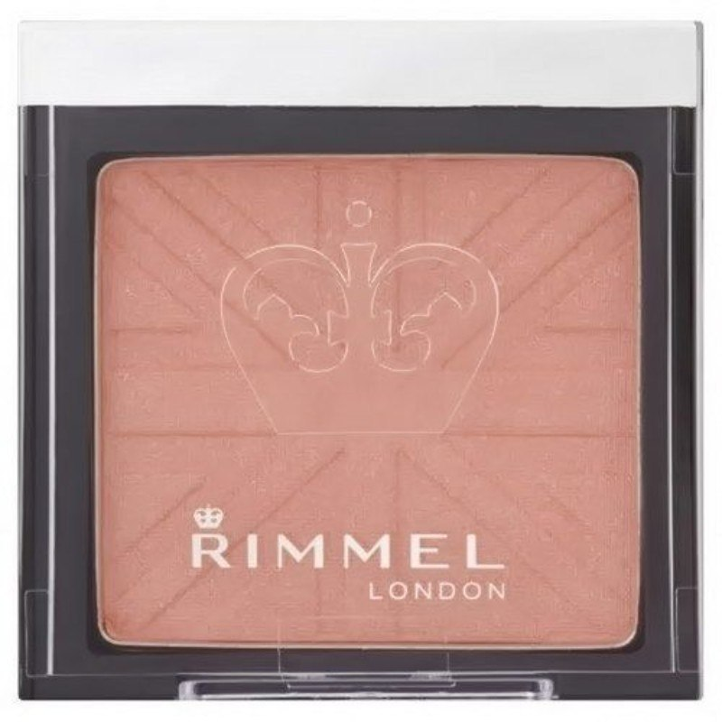 Rimmel Lasting Finish - Powder Blush With Brush 4.5gr 120 Pink Rose