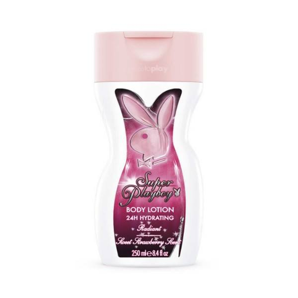 Playboy Super For Her Body Lotion 250ml