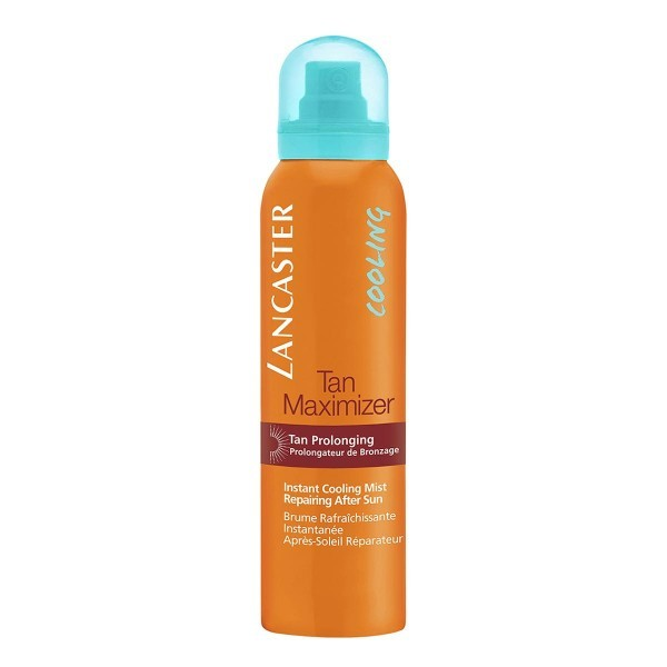 Lancaster Tan Maximizer Instant Cooling Mist After Sun 125ml For Prolonged Tanning