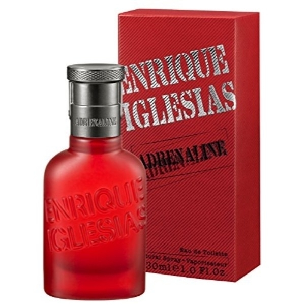 Enrique Iglesias Adrenaline Eau De Toilette 30ml