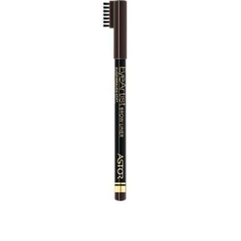 ASTOR Eye Artist Brow Liner 081 Brown 5g oμορφια   μακιγιάζ   μακιγιάζ ματιών   μολύβια φρυδιών