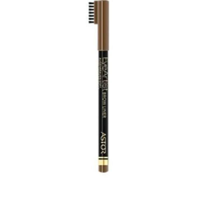 Astor Eye Artist Eyebrow Pencil 1,7gr 085 Gold Brown oμορφια   μακιγιάζ   μακιγιάζ ματιών   μολύβια φρυδιών