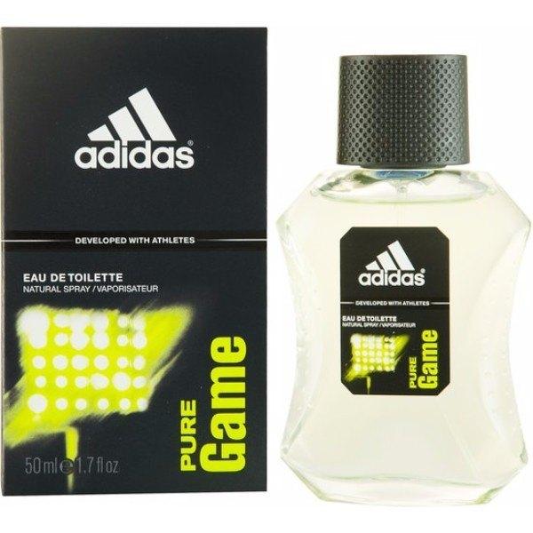 Adidas Pure Game Eau De Toilette 50Ml