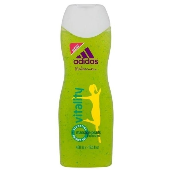 ADIDAS Vitality For Woman SHOWER GEL 400ml