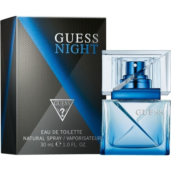 Guess Night Eau De Toilette 30Ml
