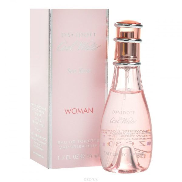 Davidoff Cool Water Sea Rose Eau De Toilette 30ml Woman