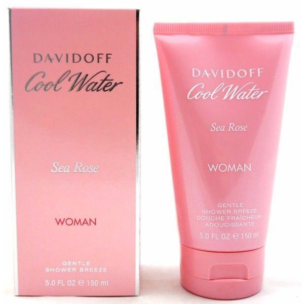 Davidoff Cool Water Sea Rose Shower Gel 150ml Woman