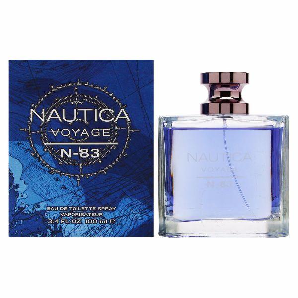 Nautica Voyage N-83 Eau De Toilette 100ml oμορφια   αρώματα   αρώματα ανδρικά