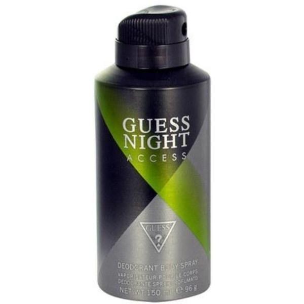 Guess Night Access Deodorant 150ml Aluminum Free (Deo Spray)