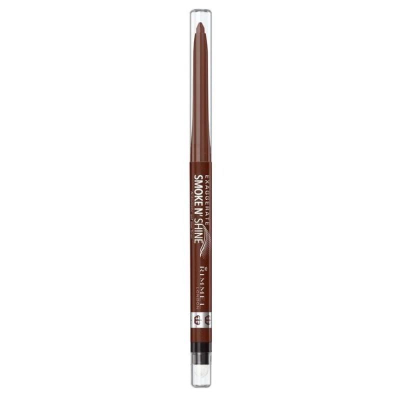 Rimmel Exaggerate Smoke N`Shine Gel Eye Liner 0.28gr 002 Cooper Bling