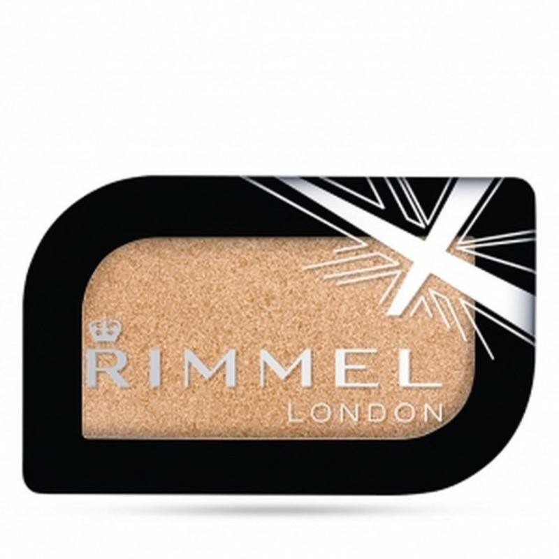 Rimmel London Magnif Eyes Mono Eyeshadow 3,5gr 001 Gold Record