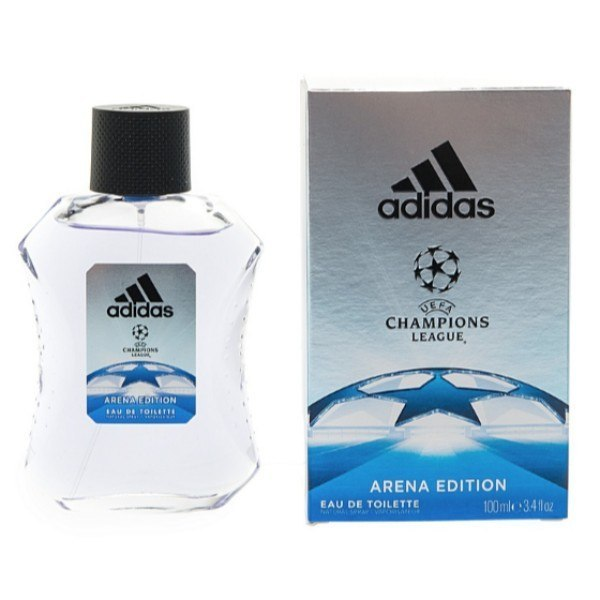 Adidas Uefa Champions League Arena Edition Eau De Toilette 100ml