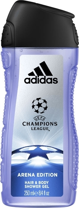 Adidas Uefa Champions League Arena Edition Shower Gel 300ml