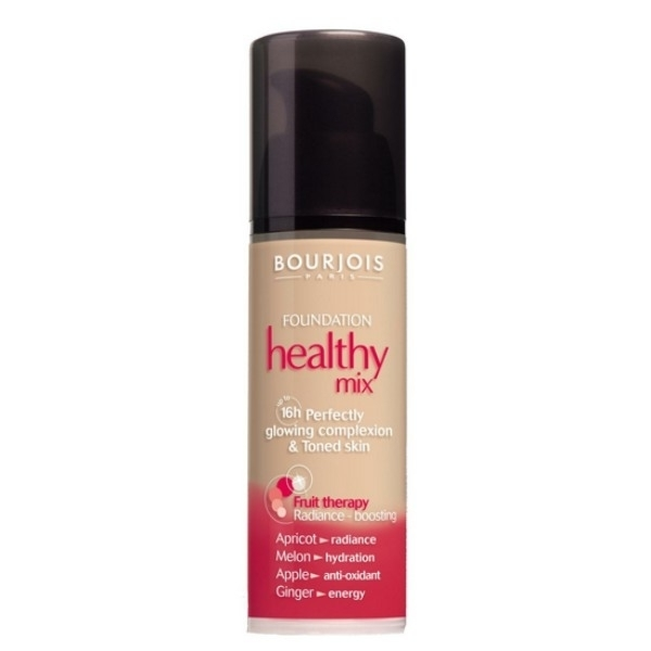 Bourjois Paris Healthy Mix Anti-Fatigue 55 Dark Beige 30ml