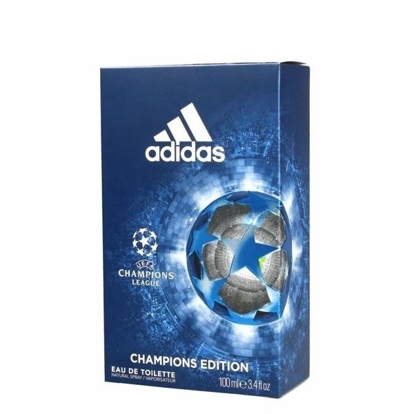 Adidas Uefa Champions League Champions Edition Eau De Toilette 100ml