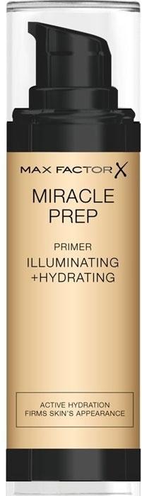 Max Factor Miracle Prep Illuminating + Hydrating Makeup Primer 30ml