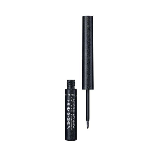 Rimmel London Wonder/proof Eye Line 1,4ml Waterproof 24hr 006 Sparkly Anthracite (Liquid)