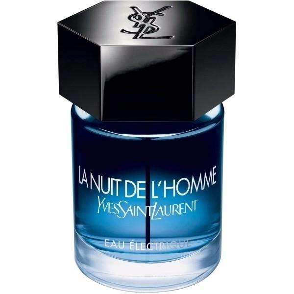 Yves Saint Laurent La Nuit De L/homme Eau Electrique Eau De Toilette 100ml