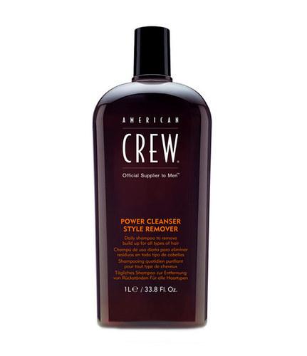 AMERICAN CREW Men Power Cleanser Style Remover 1000ml oμορφια   μαλλιά   φροντίδα μαλλιών   σαμπουάν