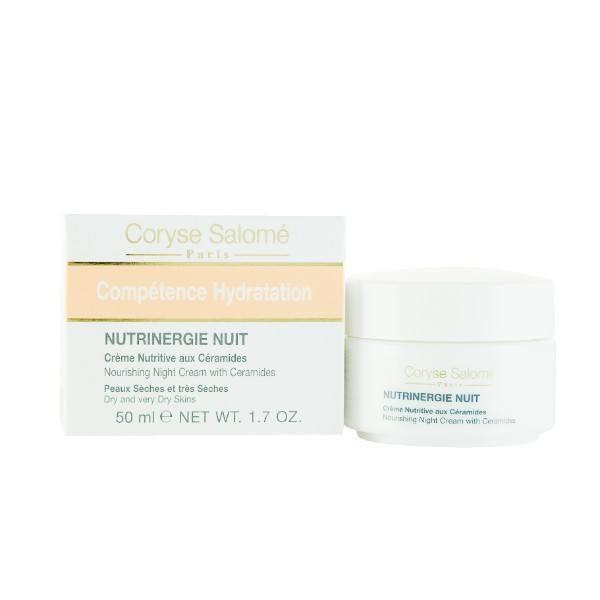 Coryse Salome 50ml Nutrinergie Nuitnight Cream With Ceramides Dry Skin oμορφια   πρόσωπο   κρέμες προσώπου