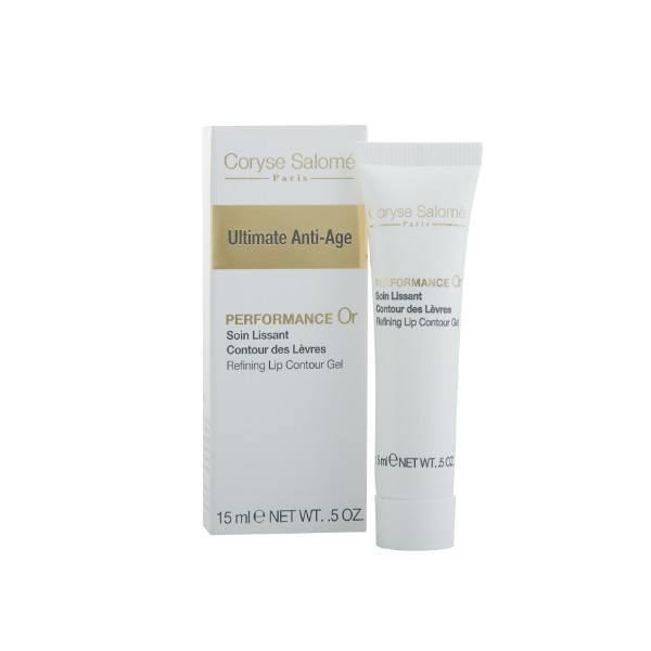 Coryse Salome Ultimate Anti-Age Performance Or Refining Lip Contour Gel 15ml oμορφια   μακιγιάζ   μακιγιάζ χειλιών   lip care