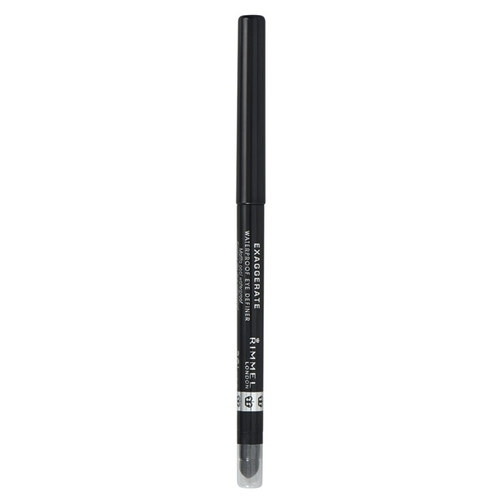 Rimmel London Exaggerate Eye Pencil 0,28gr Waterproof 250 Emerald Sparkle