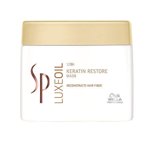 Wella Sp Luxeoil Keratin Restore Mask Hair Mask 400ml (Damaged Hair)