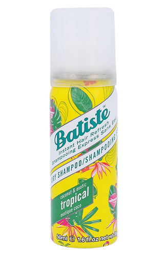 BATISTE Dry Shampoo Tropical 50ml