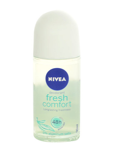 Nivea Fresh Comfort 48h Antiperspirant 50ml Aluminum Free (Roll-on)