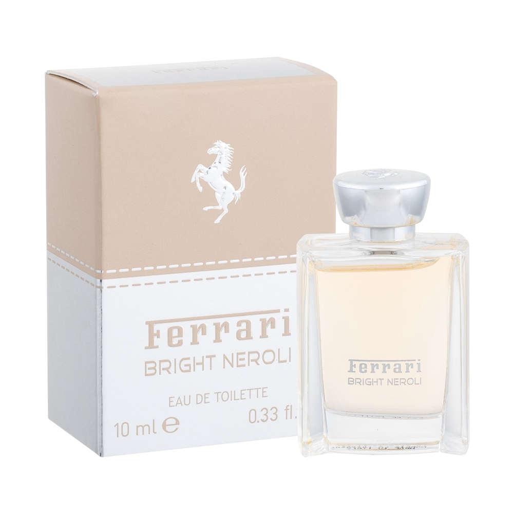 Ferrari Bright Neroli Eau De Toilette 10ml