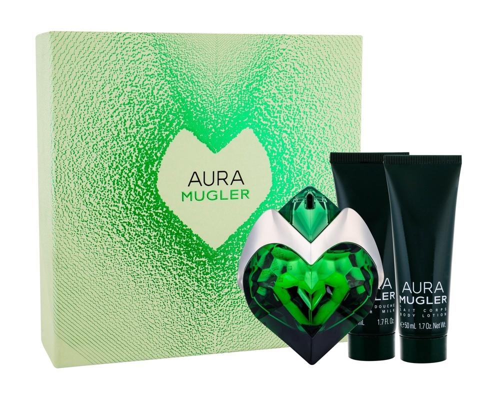 Thierry Mugler Aura Eau De Parfum 50ml Refillable
