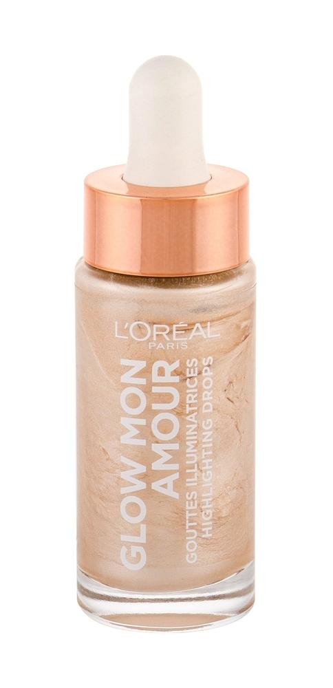 Loreal-makeup Glow Mon Amour Highlighting Drops 01 15ml