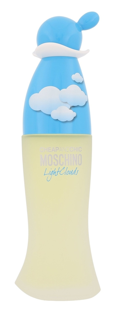Moschino Cheap And Chic Light Clouds Eau De Toilette 100ml oμορφια   αρώματα   αρώματα γυναικεία
