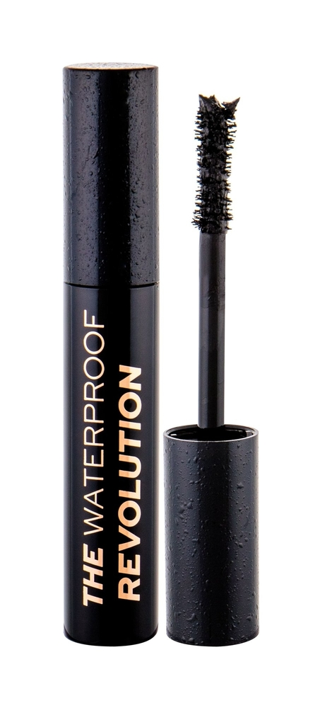 Makeup Revolution London The Mascara Revolution Waterproof Mascara 8ml Waterproof Black