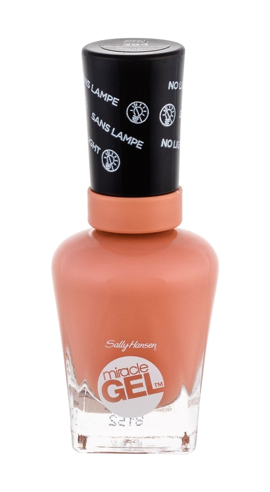 Sally Hansen Miracle Gel Step1 Nail Polish 14,7ml 394 Bourbon Belle