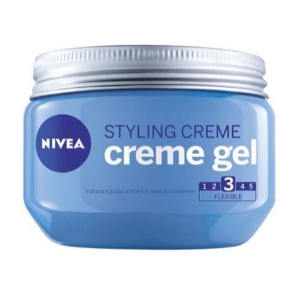 Nivea Creme Gel Hair Gel 150ml (Medium Fixation) oμορφια   μαλλιά   styling μαλλιών   gel μαλλιών