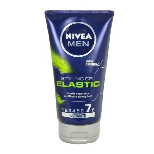 Nivea Men Elastic Hair Gel 150ml (Extra Strong Fixation) oμορφια   μαλλιά   styling μαλλιών   gel μαλλιών
