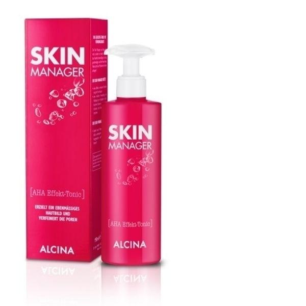 Alcina Skin Manager Aha Effekt Tonic Cleansing Water 50ml (All Skin Types)