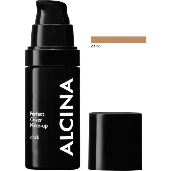 Alcina Perfect Cover Makeup 30ml Dark