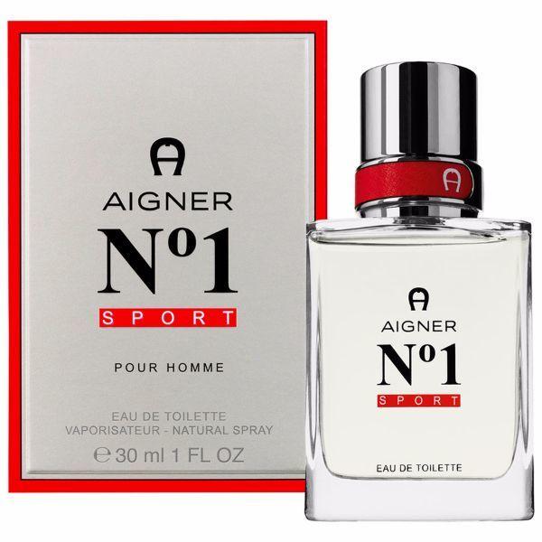 Aigner Parfums Aigner No.1 Sport Pour Homme Eau De Toilette 30ml