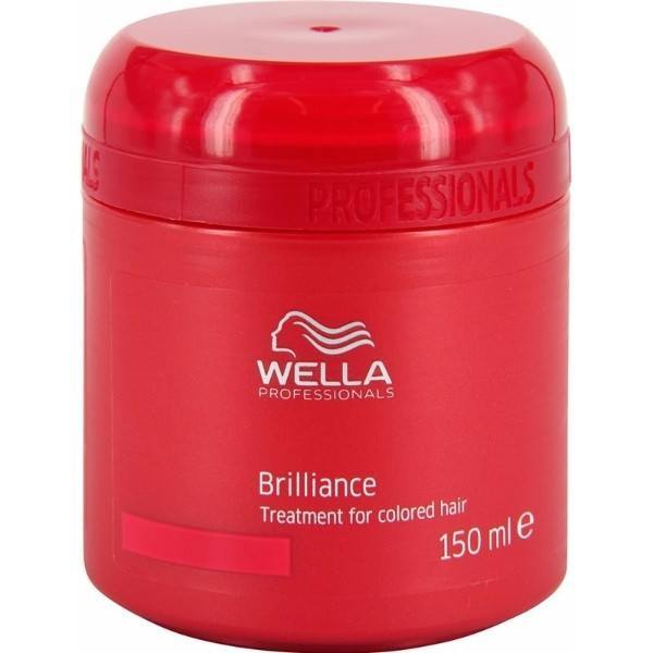 Wella Brilliance Mask Normal Hair 150ml