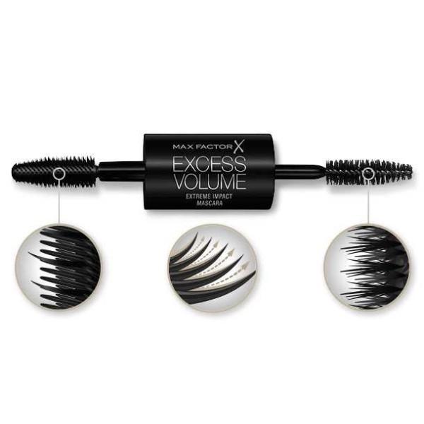 Max Factor Excess Volume Mascara 20ml Black