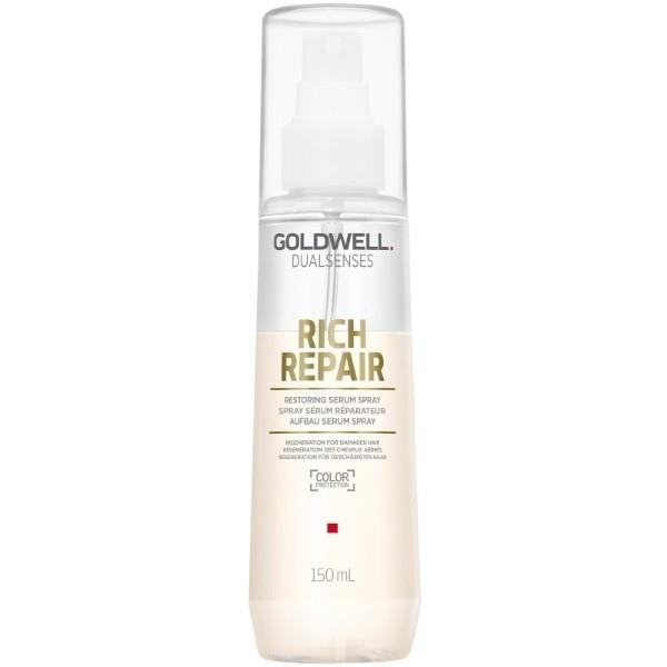 GOLDWELL Dualsenses Rich Repair Restoring Serum Spray 150ml oμορφια   μαλλιά   αναδόμηση μαλλιών   θεραπείες μαλλιών