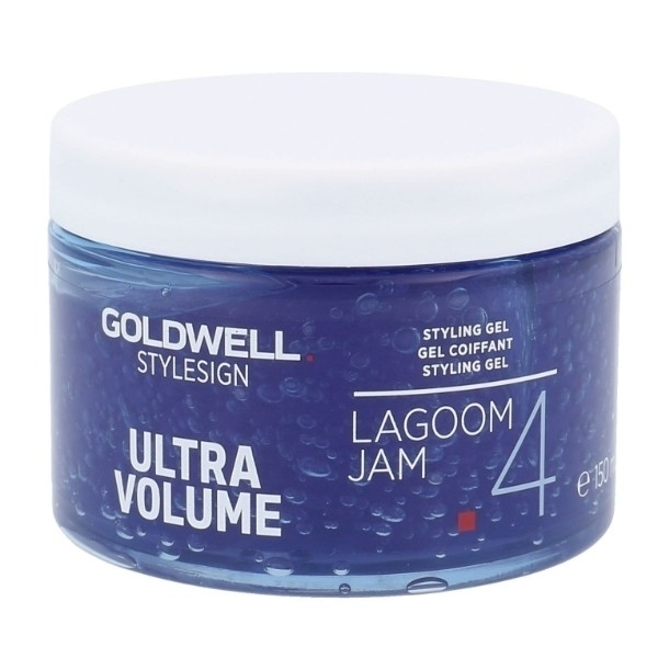 Goldwell Style Sign Ultra Volume Hair Gel 150ml Lagoom Jam (Extra Strong Fixation)