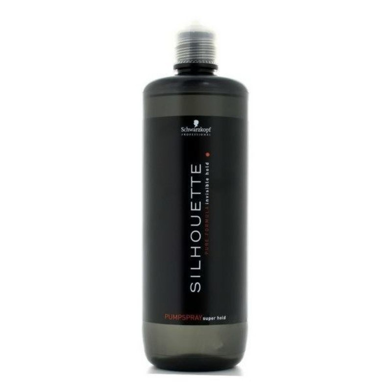Schwarzkopf Silhouette Pumpspray Hair Spray 1000ml (Extra Strong Fixation)