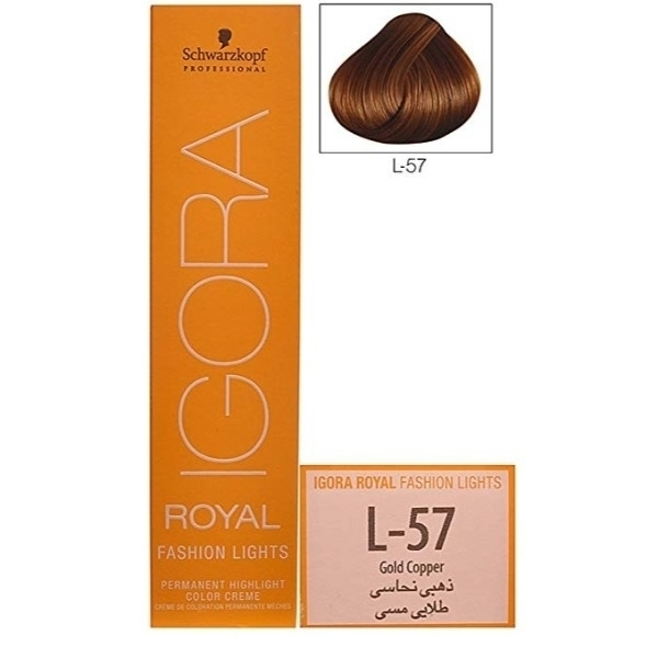 Schwarzkopf Igora Fashion Lights L-57