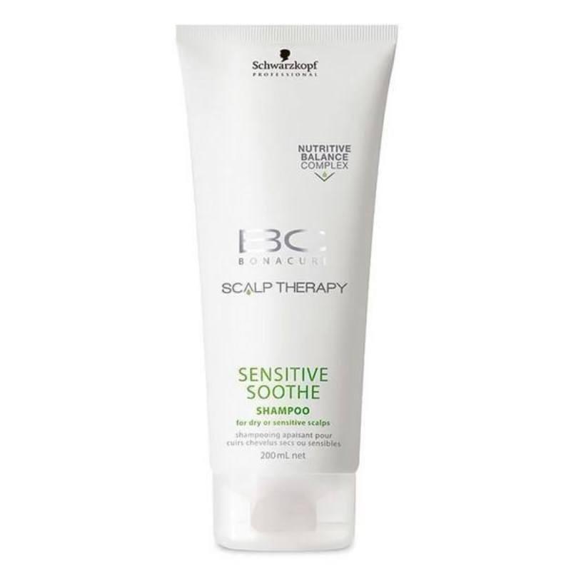 Schwarzkopf BC Bonacure Sensitive Soothe Shampoo 200ml Shampoo