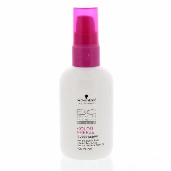 Schwarzkopf BC Cell Perfector Color Freeze Gloss Serum 100ml Shine
