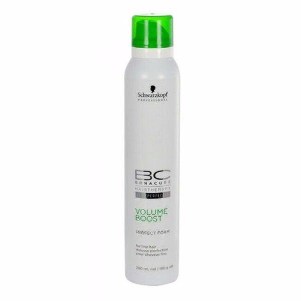 Schwarzkopf BC Bonacure Volume Boost Perfect Foam 200ml oμορφια   μαλλιά   styling μαλλιών   αφροί μαλλιών