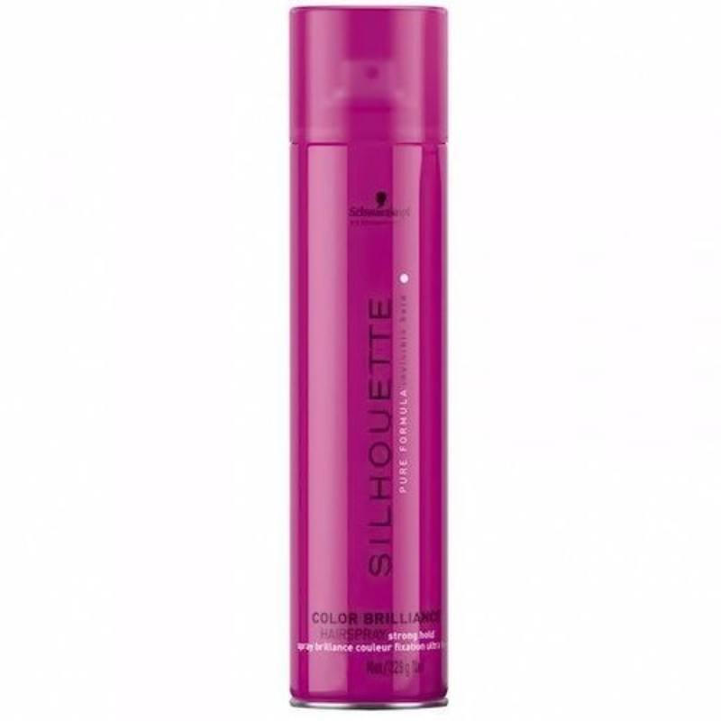 Schwarzkopf Silhouette Color Brilliance Hair Spray Super Hold 750ml